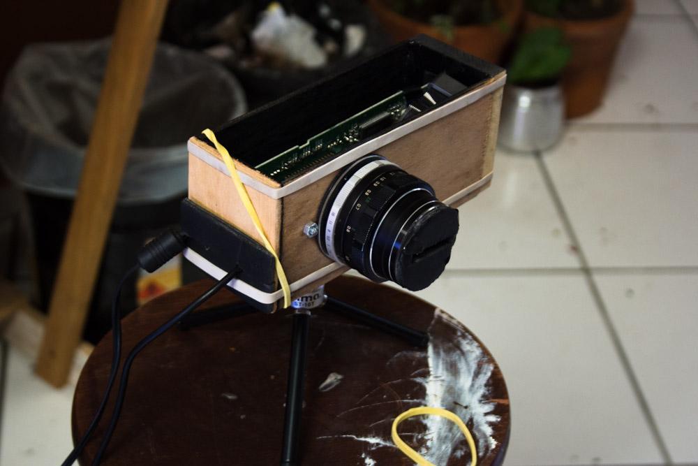 Câmera Scanner